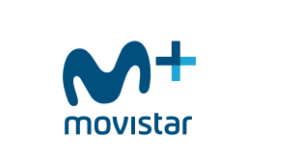 Logotipo de Movistar+ para audiolibros