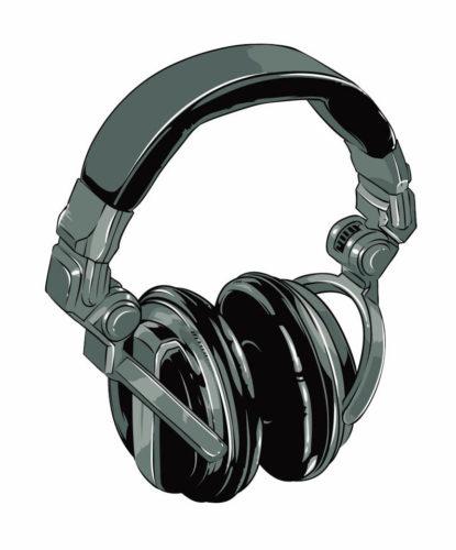 Auriculares para grabación de estudio profesional